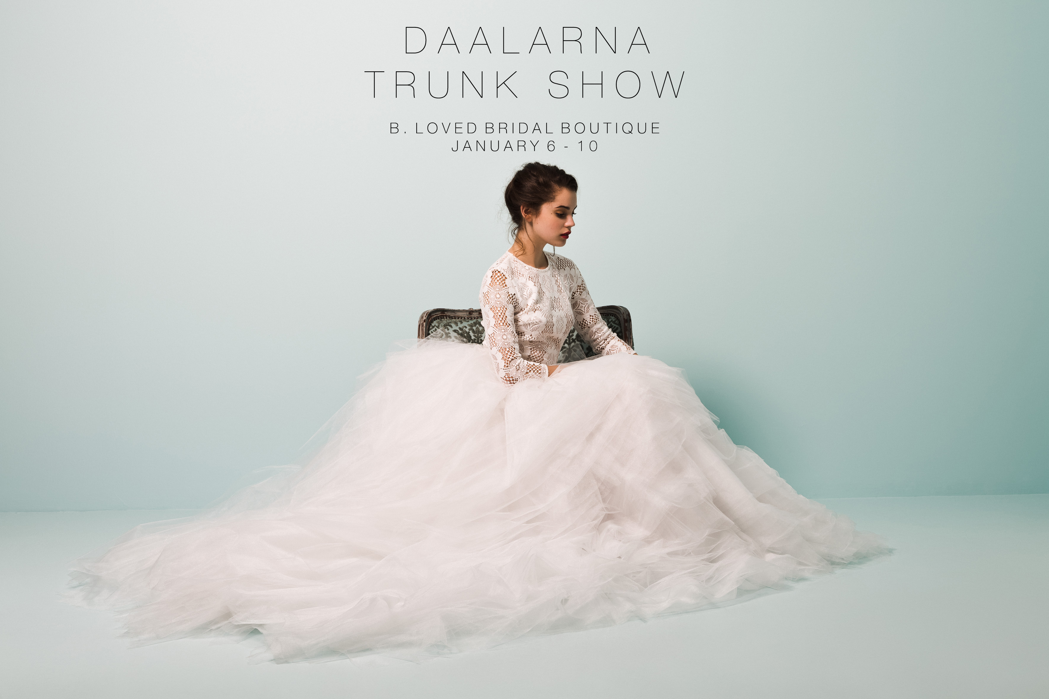 daalarna trunk show b loved bridal boutique